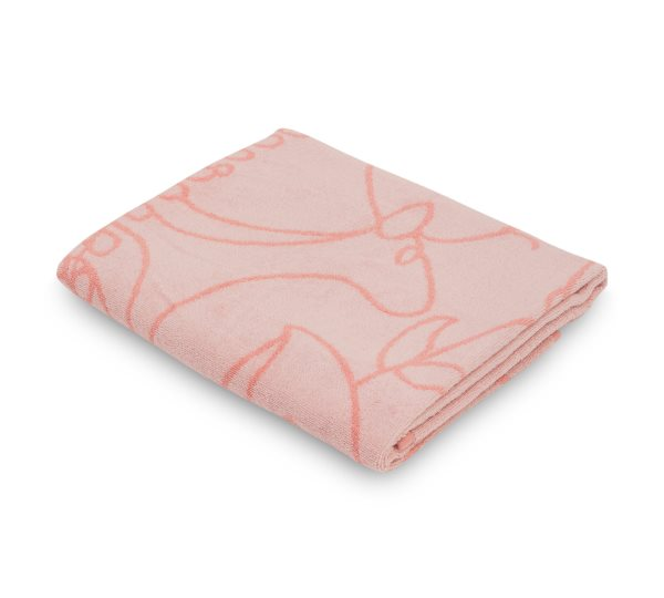 Secret Garden Hand Towel