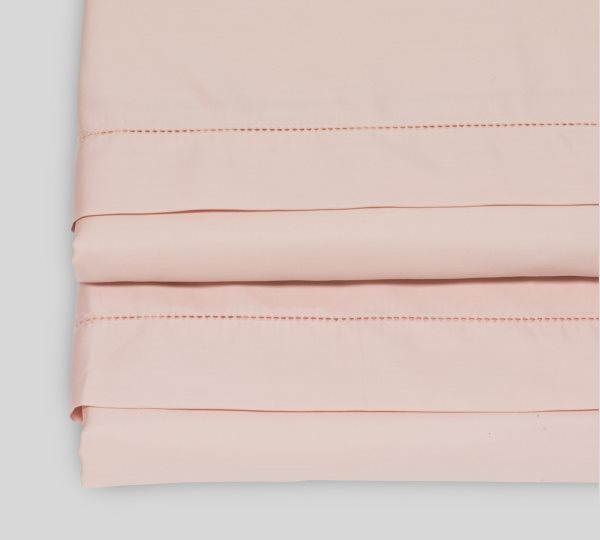 Mauve Chalk flat sheet | Chalk Dust