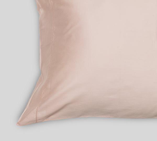 "Chalk Dust ""Mauve Chalk"" Pillowcases (pair)"