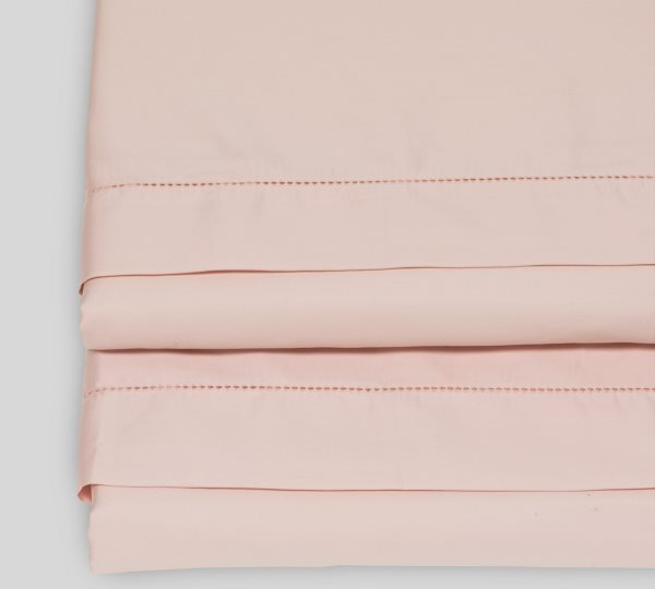 Mauve Chalk flat sheet | Secret Garden