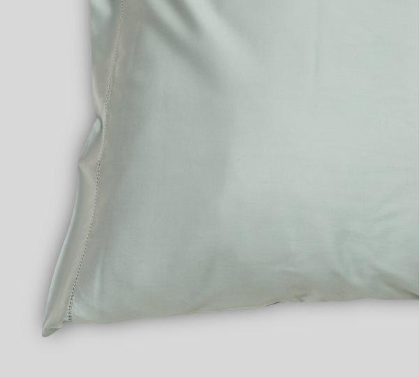 """Chalk Dust """"Pearl Blue"""" Pillowcases (pair)"""