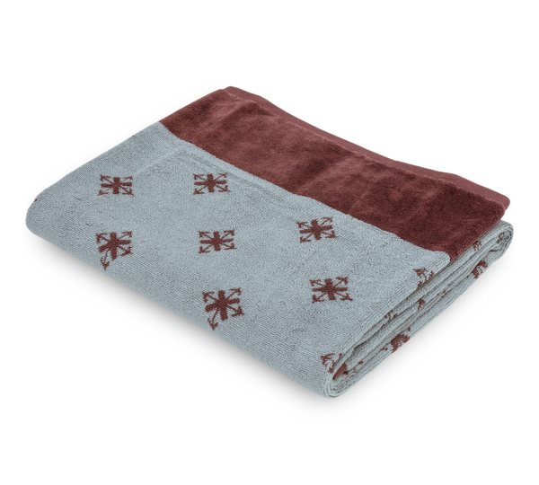 Chalk Dust Bath Towel