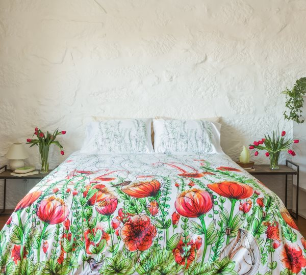 Secret Garden Bedding Set
